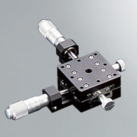 Thin XY-Axis Cross Roller Guide Stage