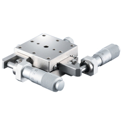 Thin XY-Axis Linear Ball Guide (SS) Stage