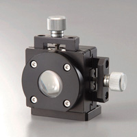 Self-centering lens holder: for Single Lens - Dovetail type