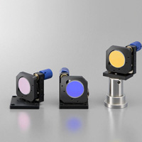 High-Performance Mirror Holder (Optical Axis: 25 mm Type)