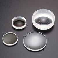 Flat convex lens (Synthetic silica)