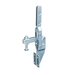 SUPER TOOL Hold-Down Toggle Clamp, Vertical Handle, TDF41F