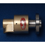 Pressure Rotary Joint Pearl Rotary Joint RXE2100 (Single Direction Flange-Mounted Type)