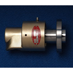 Pressure Rotary Joint Pearl Rotary Joint RXH2100 (Single Direction Flange-Mounted Type)