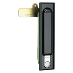 Flat Autolock Handle (Cylinder Lock) A-480-A