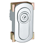 Panel Lock with Guard Ring A-417-F