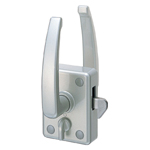 Face-Mounted Sliding Door Latch, A-353