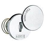 Lock Handle with Cap A-247