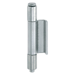 Stainless Steel L-Shaped Back Hinge, Type 1 B-1560