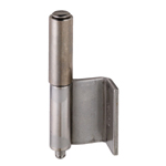Stainless Steel L-Shaped Concealed Hinge Type 6 B-1556