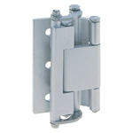 Stainless Steel 150° Opening 4-Shaft Hinge B-1405