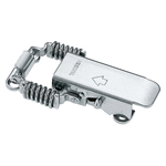 Stainless Steel Catch Clip with Lock C-1546