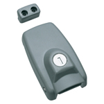 Plastic Bike Messenger Box Lock CP-819