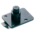Push-Button Plastic Latch C-215