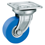 Stainless Steel Low Floor Type Swivel Caster without Stopper - K-1570J