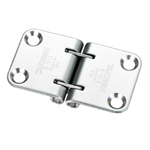 Stainless Steel Two-Shaft Marine Hinge B-1013