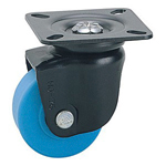 Low to Floor Type, High Load, Swivel Caster without Stopper, K-508