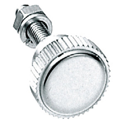 Stainless Steel, Small, Knurled Knob Fastener A-1040