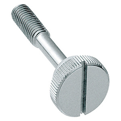 Stainless Steel, Long Shank, Knurled Knob Fastener A-1176
