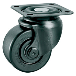 Low Floor, Heavy Duty, Freely Swiveling Caster without Stopper, K-540S
