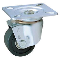Low to Floor Type, High Load, Swivel Caster without Stopper, K-300HJ