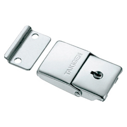 Stainless Steel, Square Snap Fastener with Lock C-1083