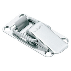Small Stainless Steel Draw Latch, C-1018