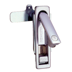 Waterproof, Flat, Handle with Forced Extrusion Mechanism A-481-N