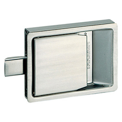 Stainless Steel. Flush Latch Lock C-1177
