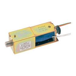 Solenoid Lock (Locked-By-Electric-Current) LE-33-11 | Takigen ...