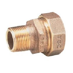 SP Joint - Male Screw for Steel Pipes - GM