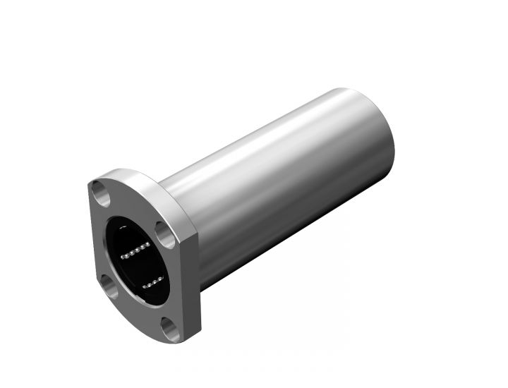 Oval Flanged Linear Bushing - Long Type, LMH-L Shape (THK)