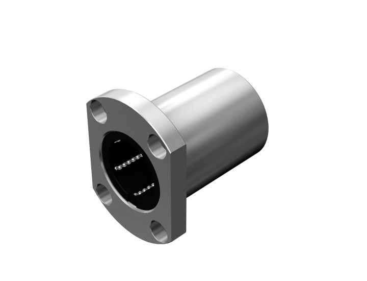 Oval Flanged Linear Bushing - LMH Shape (THK)