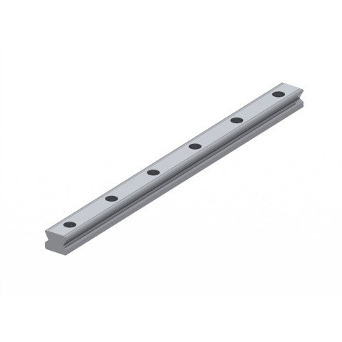 Radial Linear Guide (Rail Only) - Interchangeable, SR and SSR Series (THK)