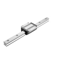 Standard Linear Guide - Accuracy and Preload Selectable, HSR Series (THK)