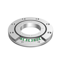 Cross Roller Ring with Integrated Inner an Outer Rings, RU Series