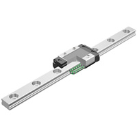 Miniature Linear Guide - Full Ball SRS-G - Accuracy and Preload Selectable (THK)