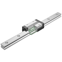 Linear Guide - Caged Ball Radial SSR - Accuracy and Preload Selectable (THK)