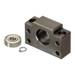 Ball Screw Support Units - Support Side - Square Type Model BF (THK)