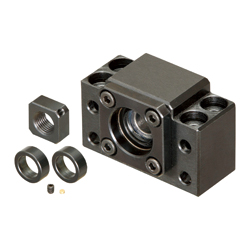 Ball Screw Support Units - Fixed Side - Square Type Model BK (THK)