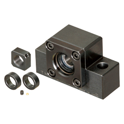 Ball Screw Support Units - Fixed Side - Square Type Model EK (THK)