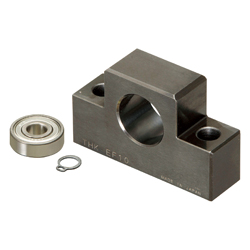 Ball Screw Support Units - Support Side - Square Type Model EF (THK)