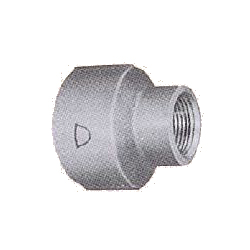 Pipe Fittings - Reducing Socket - Plated