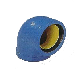 Pipe End Corrosion Proof IPK Fittings - Hydrant Unequal Diameter Elbow