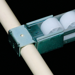 Supports for Plastic Container Conveyance, 40 Series, GP-F (TMEH Japan)