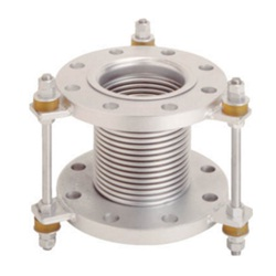 Vibration Proof Fitting, Non-weld, Flange Type 10 K