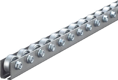 Wheel Conveyor (Press-Formed, Wheel Diameter: 25.4mm)