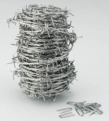 Barbed Wire (Stainless Steel) (Trusco Nakayama)