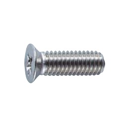 Flat Head Sash Screw (Fully Threaded)