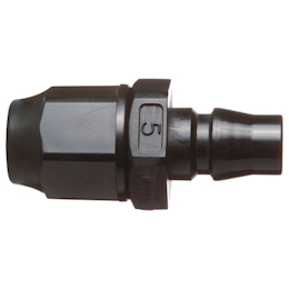 TRUSCO Resin Socket for Hose Mounting